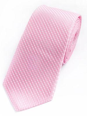 Галстук розовый 100115-05