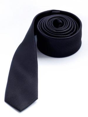 Галстук черный 100515-01