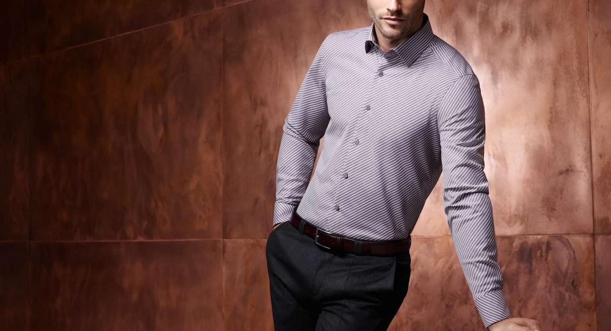 Как выбрать рубашку мужчине по размеру