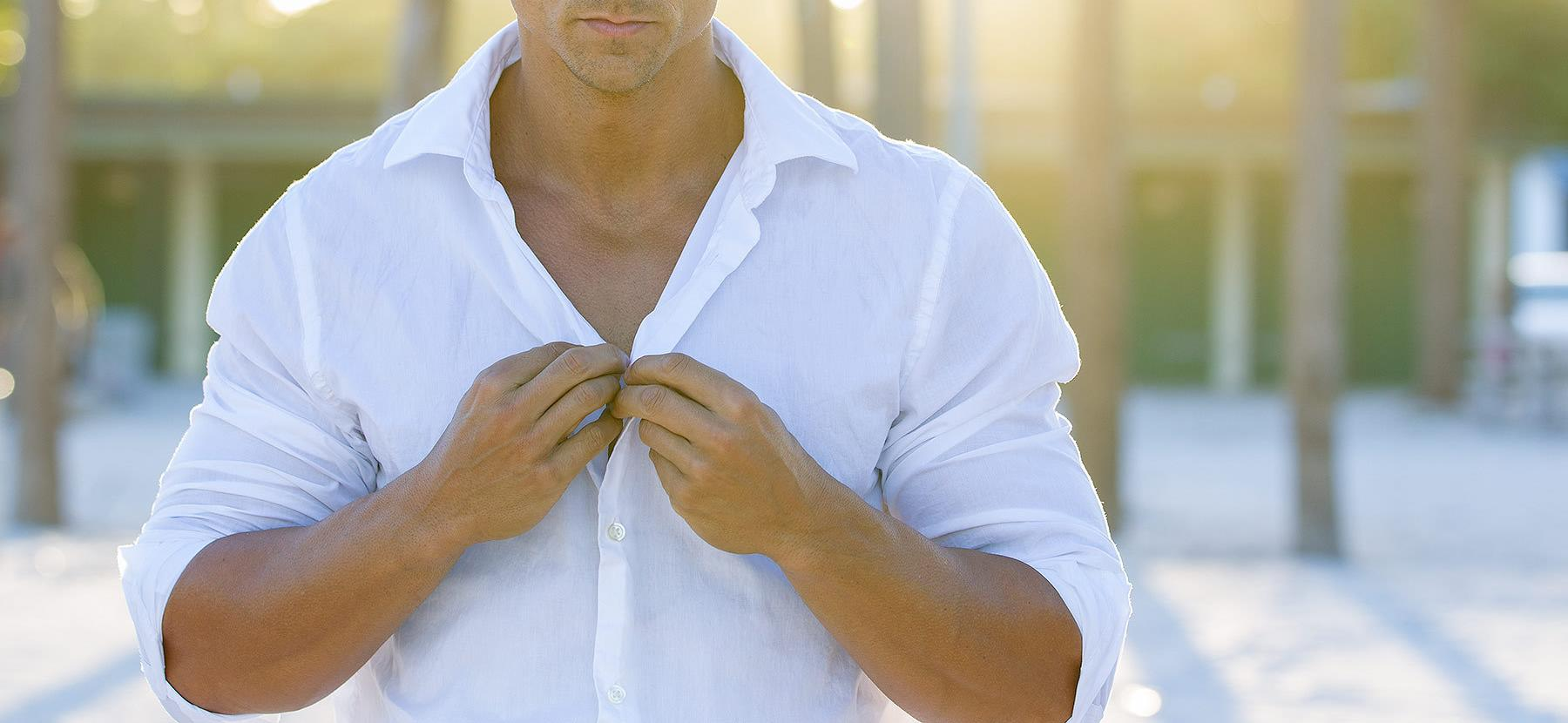 Летние рубашки — выбираем ткани
