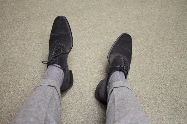цвет носков под брюки